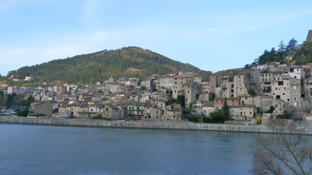Panorama de Sisteron
